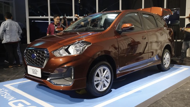New 2018 Datsun GO Plus Facelift showcase
