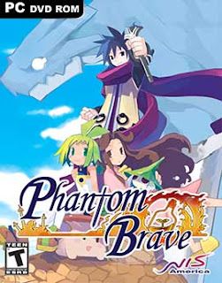 غلاف لعبة Phantom Brave PC بلازا