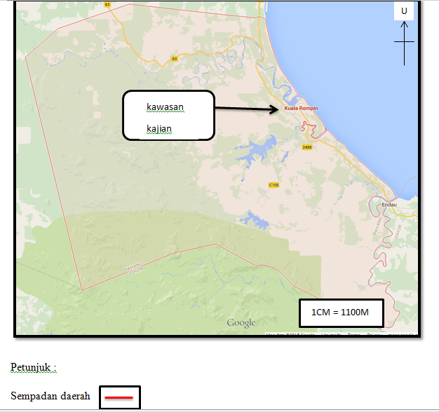 Contoh Data Primer Geografi Contoh Ert