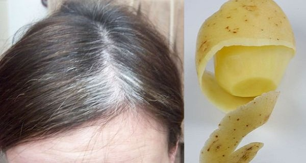 Get Rid Of Your White Hair Using Only One Natural Ingredient!