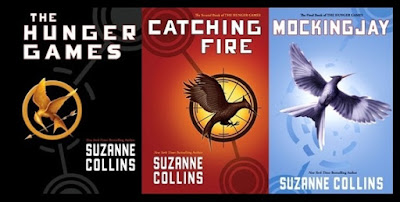 Hunger Games, Suzanne Collins, Catching Fire, Mockingjay