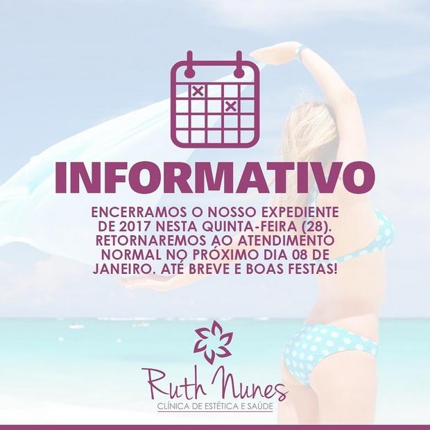 Clínica Ruth Nunes informa