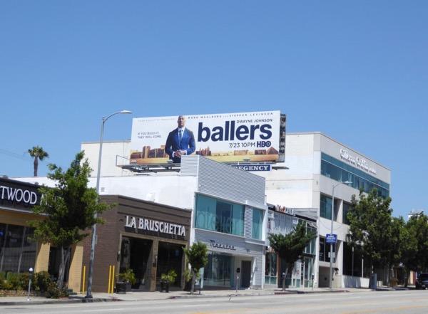 Ballers season 3 billboard