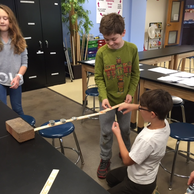What Is A Stem Elementary School: K-6 STEM Innovation Lab Woodstock Elementary School