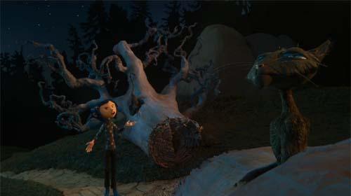 Cross the Netflix Stream: Coraline Movie Review