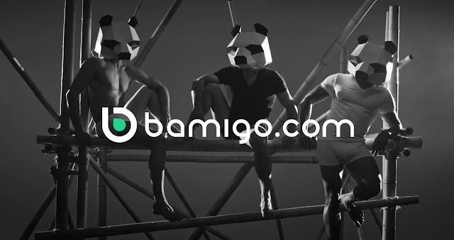 Bamigo bambu miesten alusvaatteet