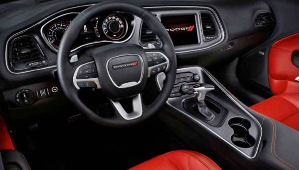 2017 Dodge Challenger Convertible