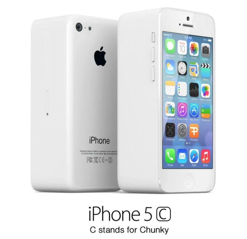 Specs, Price and Release Date The New Apple iPhone 5C ...