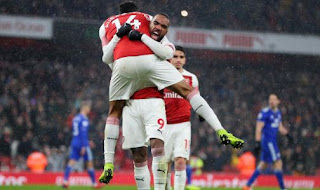 Arsenal vs Cardiff City 2-1 Video Gol Highlights