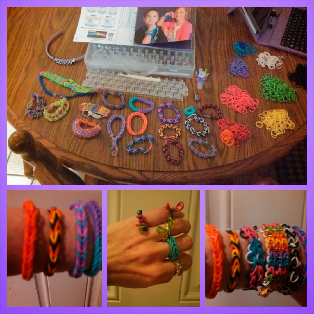 Wonder Loom Designs