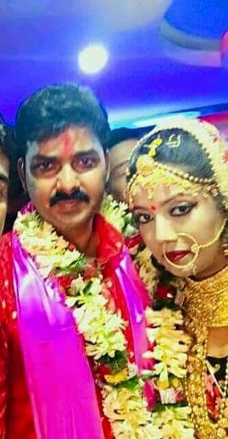 Pawan Singh and Jyoti Singh Marriage Picture 7