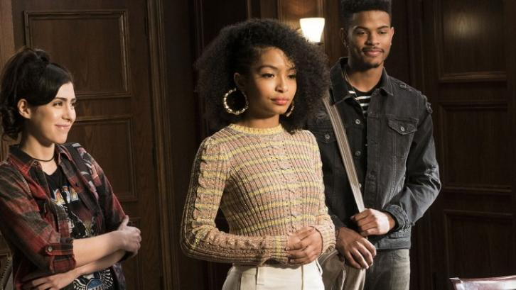 Black-ish Spinoff - Eyes Series Order at Freeform