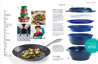 Catalogue Tupperware Flyer December, 2017 Canada