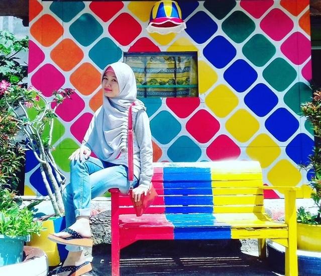 Kampung Pelangi Desa Wisata Bejalen Semarang