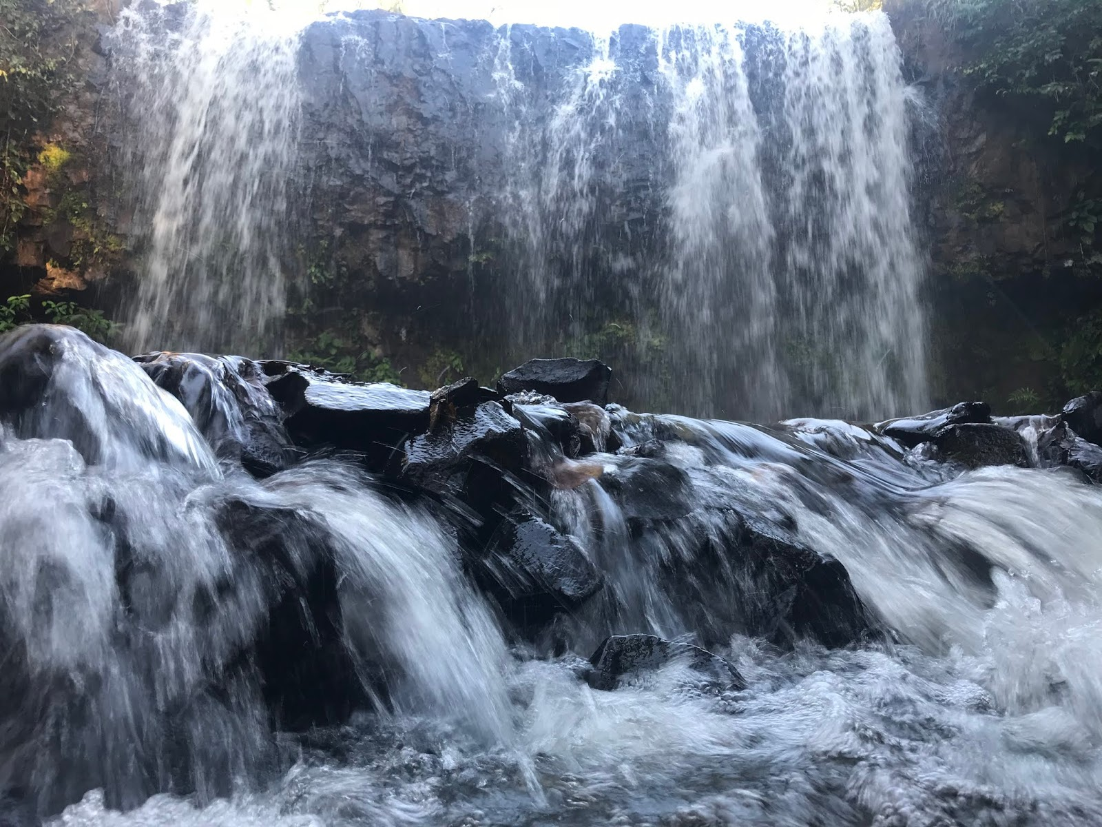 Cachoeira em Chupinguaia | Rondônia