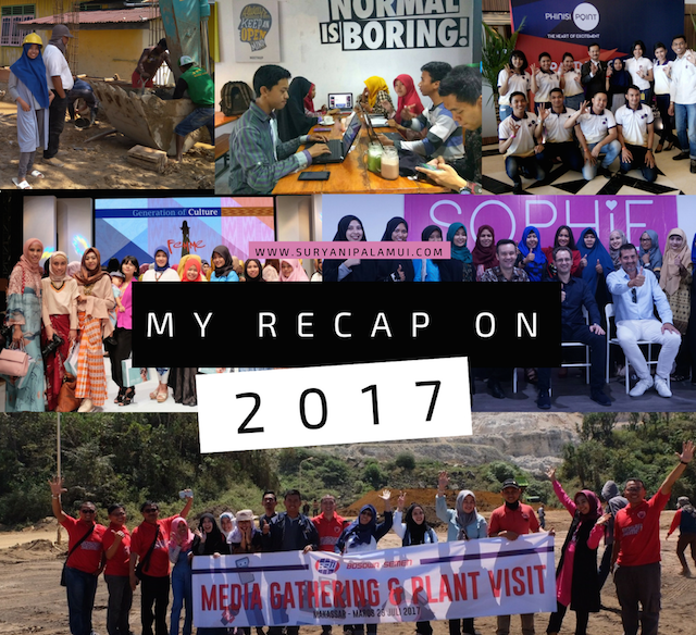 My Recap On 2017