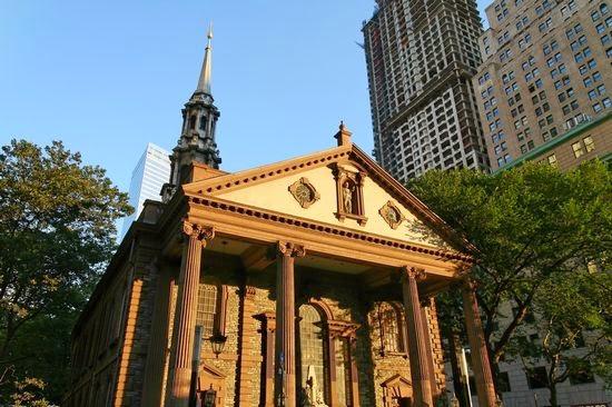 As igrejas mais bonitas e famosas de Nova York