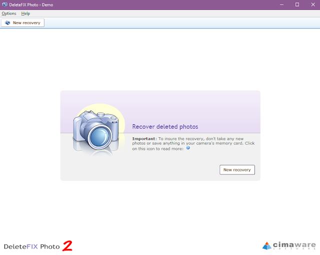 deletefix - Come recuperare le foto cancellate per errore