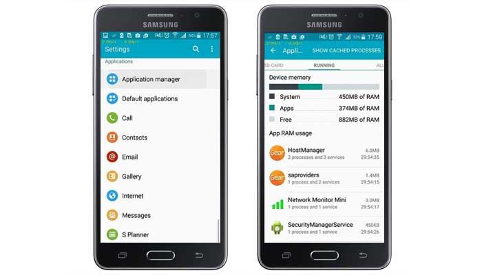 Cara Menutup Aplikasi Android Yang Berjalan di Latar Belakang