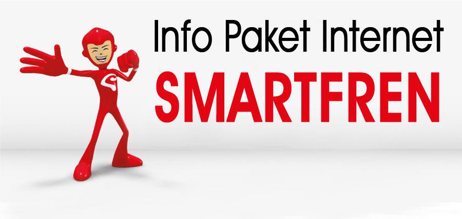 Info Paket Internet Smartfren