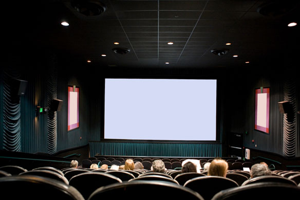 stream movies in theaters online