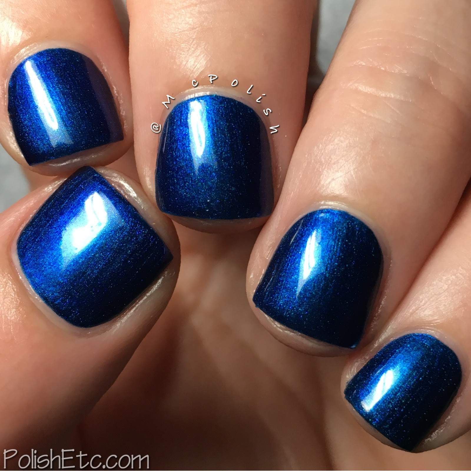 Great Lakes Lacquer - Polishing Poetic Collection - McPolish - The Tune Without Words