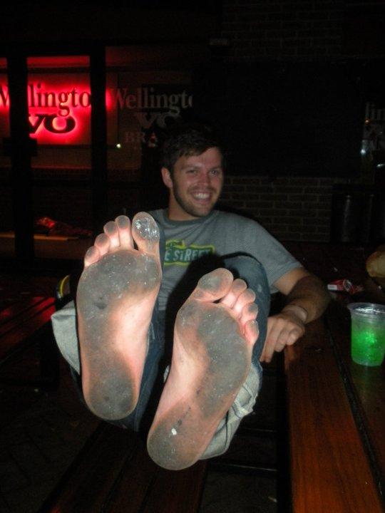 Dirty male feet tumblr