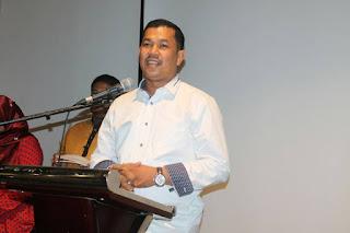 Majlis Perpisahan Ketua Cawangan Pengangkutan IPD Subang Jaya