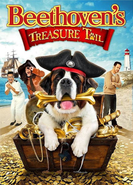 Beethoven y el Tesoro del Pirata DVDRip Latino