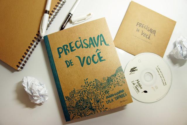 Precisava de você livro Pedro Guerra Editora Belas Letras