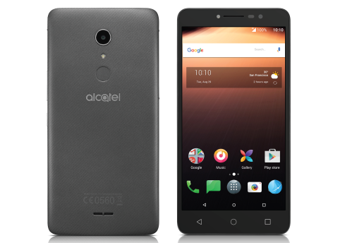 ALCATEL A3 XL OFICIAL