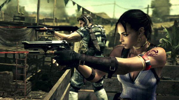 Resident Evil 5 Download For Free