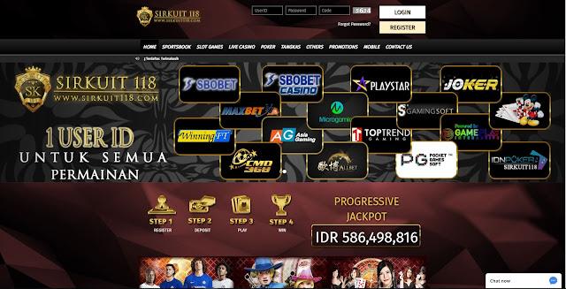 Situs Bandar Bola Terpercaya dan Casino Online Terpercaya di Indonesia