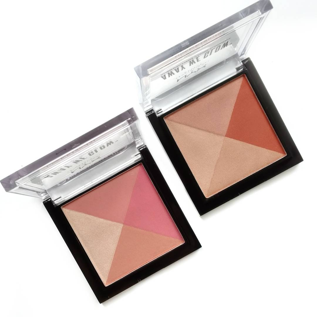 NYX Away We Glow Illuminating Powders