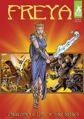 ragnarok: into the abyss, manhwa, goddess, freya, norse mythology