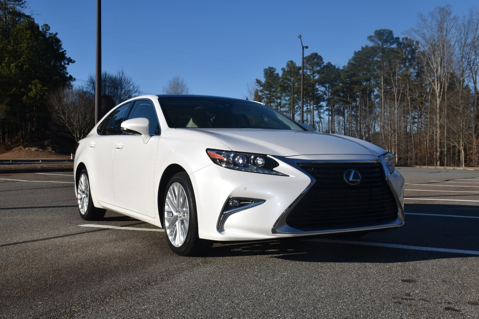 Experience Amazing: 2017 Lexus ES350 Review (Plus Black Panther Movie Review)  via   www.productreviewmom.com