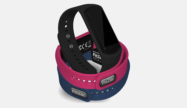 Fitzer Fitness Band Launched at Rs.2999 by Amzer