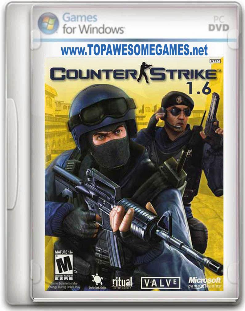 Counter Strike 1.6 - Download Game Gratis