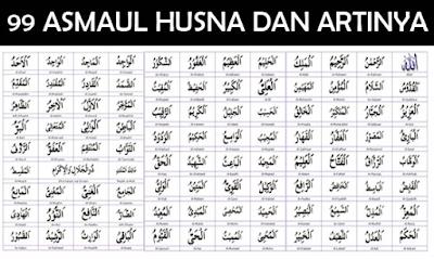 Permalink to Asmaul Husna 41 – 60
