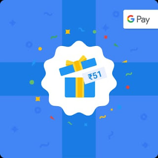 Earn Upto Rs 9000/- by Inviting and Downloading App Google Pay