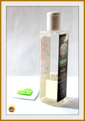 RUSTIC ART DELIGHT BIODEGRADABLE ALOE SHAMPOO, NBAM photography