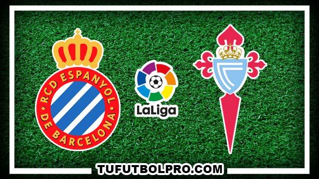 Ver Espanyol vs Celta de Vigo EN VIVO Por Internet Hoy 25 de Septiembre 2016