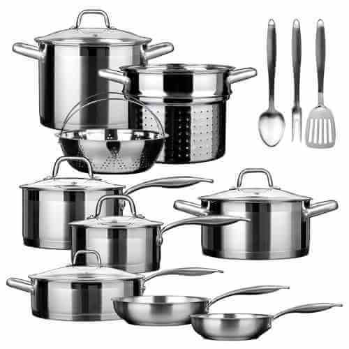 best value stainless steel cookware