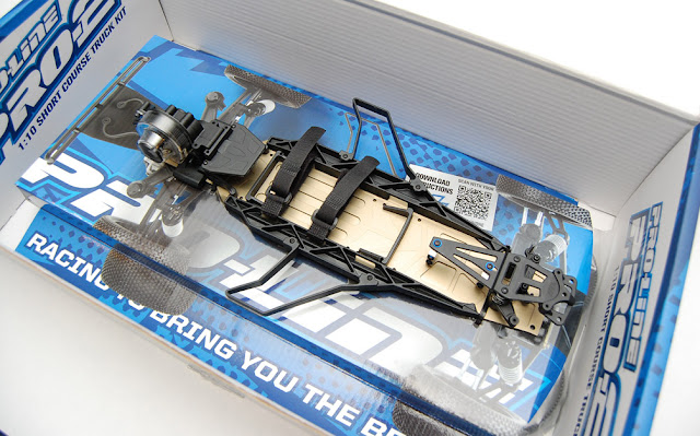 Pro-Line Pro-2 SC chassis in box