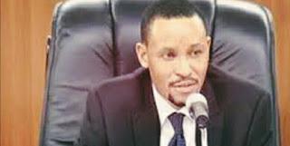 EFCC arraigned Danladi Umar