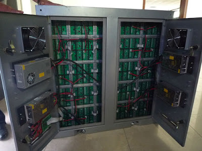 Công ty cung cấp màn hình led p5 chính hãng tại quận 3