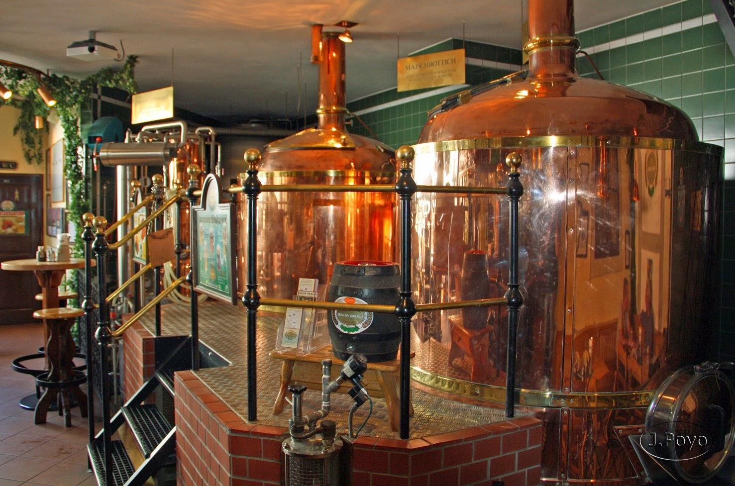 Cervecería Salm Bräu de Viena