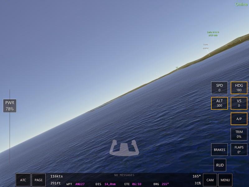 300 fts Infinite Flight