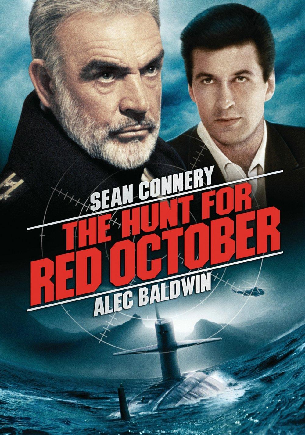 The Hunt for Red October ล่าตุลาแดง [HD][พากย์ไทย]