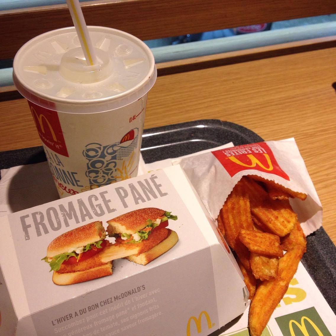 mac-do-végétarien